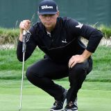US Open: Woodland and His Blazing Putter Close Fast to Lead at the Turn