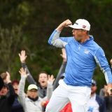 US Open: Woodland, Rose Hold Steady at 1-2 as Koepka Lurks Nearby