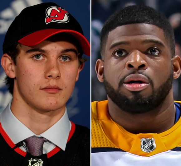 Devils' Hot Weekend: Drafting Jack Hughes and Trading for PK Subban