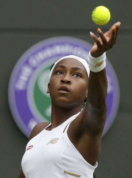 Super-Teen Coco Gauff Eclipses Venus, while Osaka Just Wants to Cry