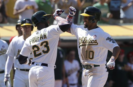 A's, Mariners Keep Their Independence Day Streaks Going