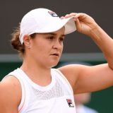 Unranked Yank Topples Top Seed Barty at Wimbledon; Coco Goes, Too