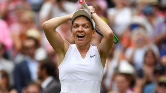 Halep Absolutely Shreds Serena to Win Wimbledon