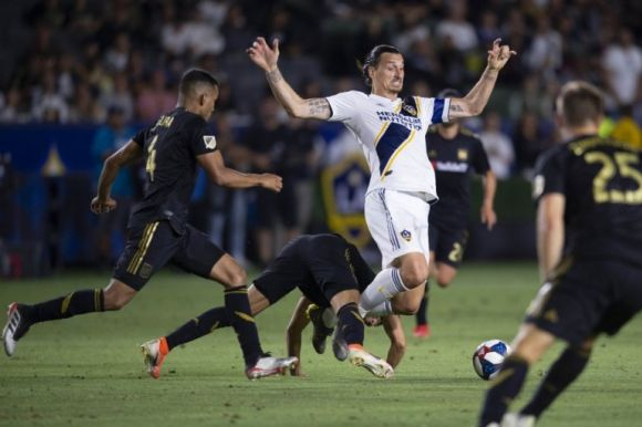 LAFC Learns Not to Mess with the Zlatan