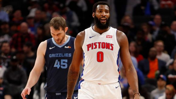 Apparently, Happy Hour is Every Day for Andre Drummond