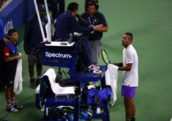 Welcome to the Nick Kyrgios Show, Starring Nick Kyrgios