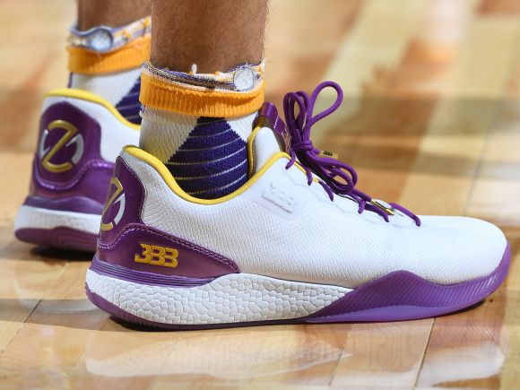 Lonzo Ball Confirms That Big Baller Brand Shoes Were Complete Garbage