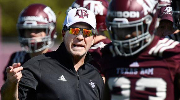 Can Jimbo's System Keep Texas A&M Close to Clemson?