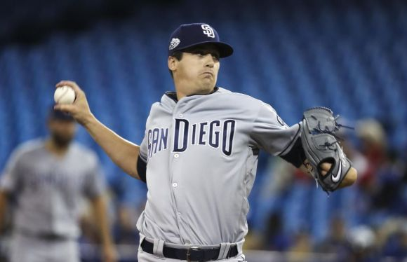Padres Pitcher Cal Quantrill Keeps Doling Out Eight Runs Per Game