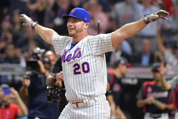 That Complete Animal Pete Alonso Just Hit His 50th Homer