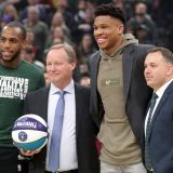 Bucks GM Gets Fined for Publicly Soothing Fan Anxiety about the Greek Freak