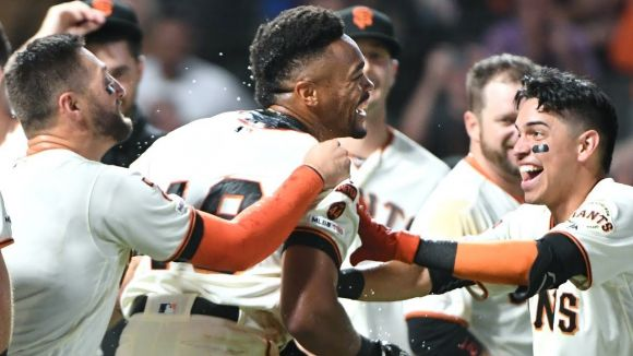 Incredibly, We Have Yet Another First-Time Walk-Off Homer to Show You