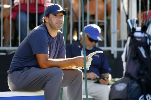 CBS and America Exhale as Tony Romo Misses Cut at Safeway Open