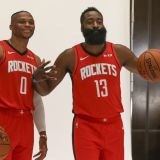 Look Out World, Harden and Westbrook Are Together Once More