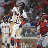 Ronald Acuña Jr Has Brought His Regular Season Lack of Hustle to the Playoffs
