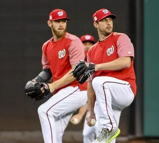 NLDS: Nats' Tag-Team Their Aces Again, Down Dodgers in Game 2