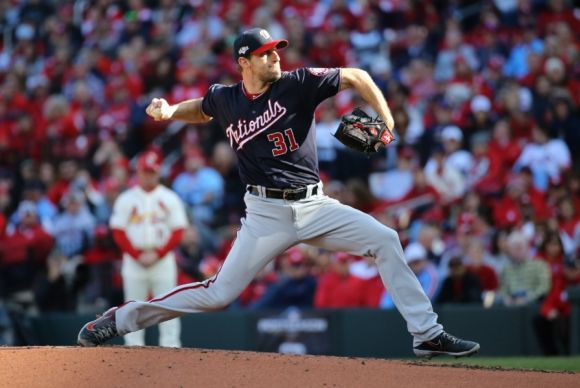 NLCS: Nats Pitchers Out-Smother Cardinals Pitchers, Lead Series 2-0