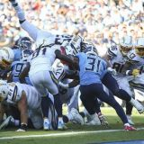 The Chargers Somehow Find a New Way to Lose a Football Game