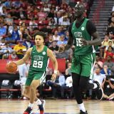 The Vertically Enhanced Tacko Fall Gets Concussed by Low Ceiling