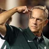 Mark Dantonio Seems Resigned to Mediocrity and Dubious Math at Michigan State