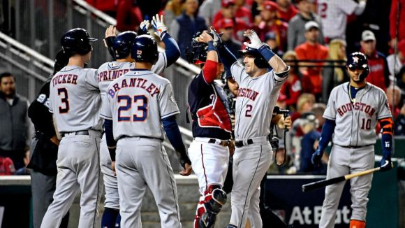 World Series: Bregman's Slam Highlights Astros' Assault on DC