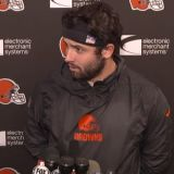 Baker Mayfield Continues to Charm the Local Cleveland Media