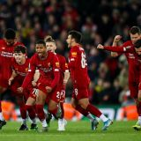 Liverpool and Arsenal Singe the Nets with 10 Goals, 9 Shootout Hits