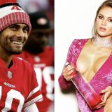 We Now Present Our Weekly Update of Jimmy G's Dating Status