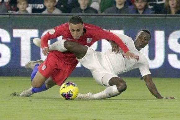 USMNT Avenges Its Face Plant in Canada