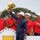 Tiger Triggers USA Comeback to Claim the Presidents Cup
