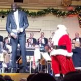 Tacko Fall Goes Total Maestro for the Boston Pops