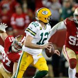 NFC Championship: The Pack's Gotta Lotta Gap to Close