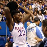 Jayhawks, K-State Take Clobberin' Time Seriously