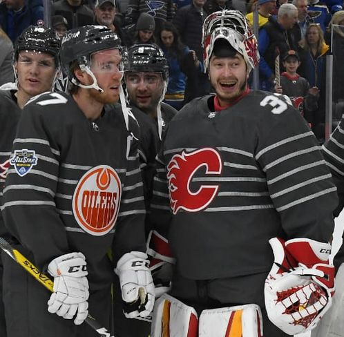 NHL All-Star Game: Pacific Rivals Bury Hatchet for a Day, Win the $1million Prize
