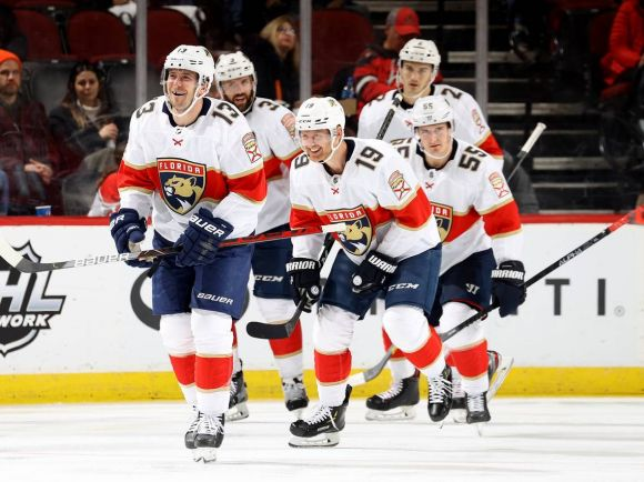 2 Blueliners Join Panthers' 4th Line, Lead Florida to Victory