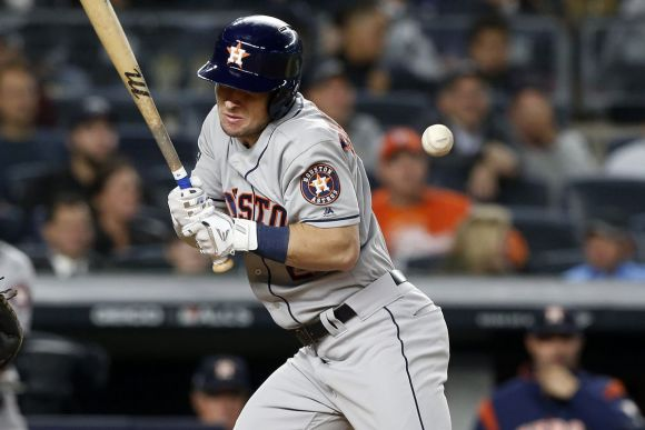 Pitchers Using Spring Training to Sharpen Up for Plunking Astros