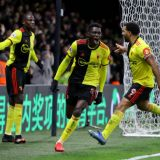 Lowly Watford Stings Liverpool; Reds' Run at the Record Streak Is Over