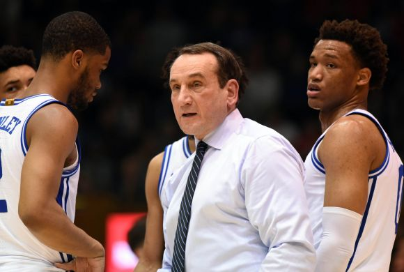 Duke Self-Quarantines from March Madness