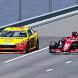 IndyCar and NASCAR to Double Up at The Brickyard on Fourth of July