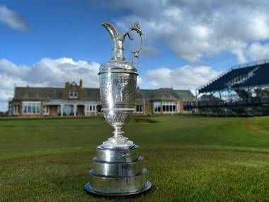 The British Open's Insurance Policy Saves It from Huge Covid-19 Financial Hit