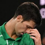 Djokovic's No-Vax Stance Could Become a No-Tour Bummer