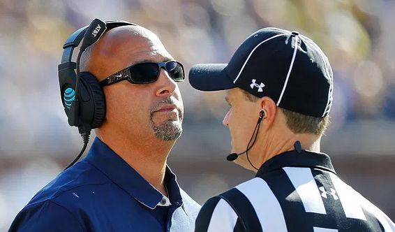 James Franklin Wants to Know Why the Big Ten Won't Tackle Covid-19