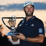 Dustin Johnson Lights Up the Northern Trust