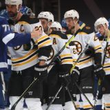Bruins Exit the Bubble with Only a Presidents' Trophy to Show for It