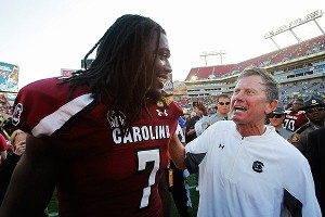 Clowney: I Should Be the No 1 Draft Pick