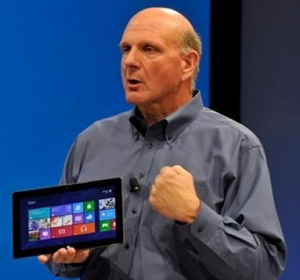 Ballmer Upgrades Clips: iPads Cut; Surface Added