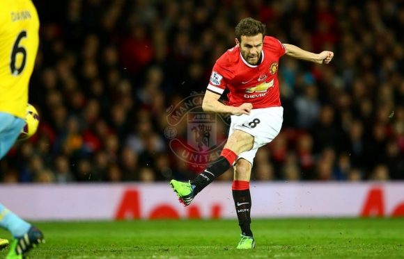 Mata Grounds the Eagles