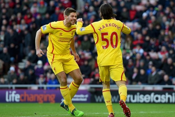 Liverpool Moves Out from Under Gerrard's Shadow