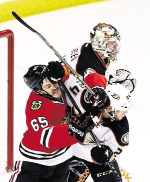 Ducks v Blackhawks, Game 6: Where Two Verges Converge