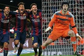 Messi Finally Solves the Petr Čech Jinx